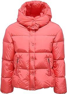 MONCLER 8080Y Piumino Bimba Girl Coral Pink CAILLE Jacket