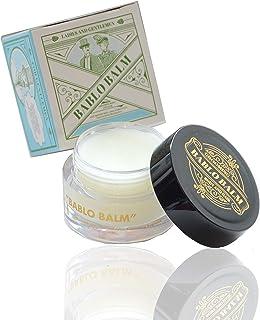 BABLO バーム メンズ 用 ヘアバーム ヘアオイル 男性 ビアードオイル 練り香水 シトラスの香り