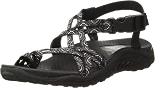 Skechers Women's Reggae-Happy Rainbow Sandal