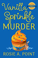 Vanilla Sprinkle Murder (A Milly Pepper Mystery Book 2) Kindle Edition