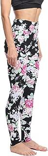 Leggings for Women Ultra Soft Yoga Pants High Waist Comfy Workout Printed Leggings -REG/Plus-80+Colors