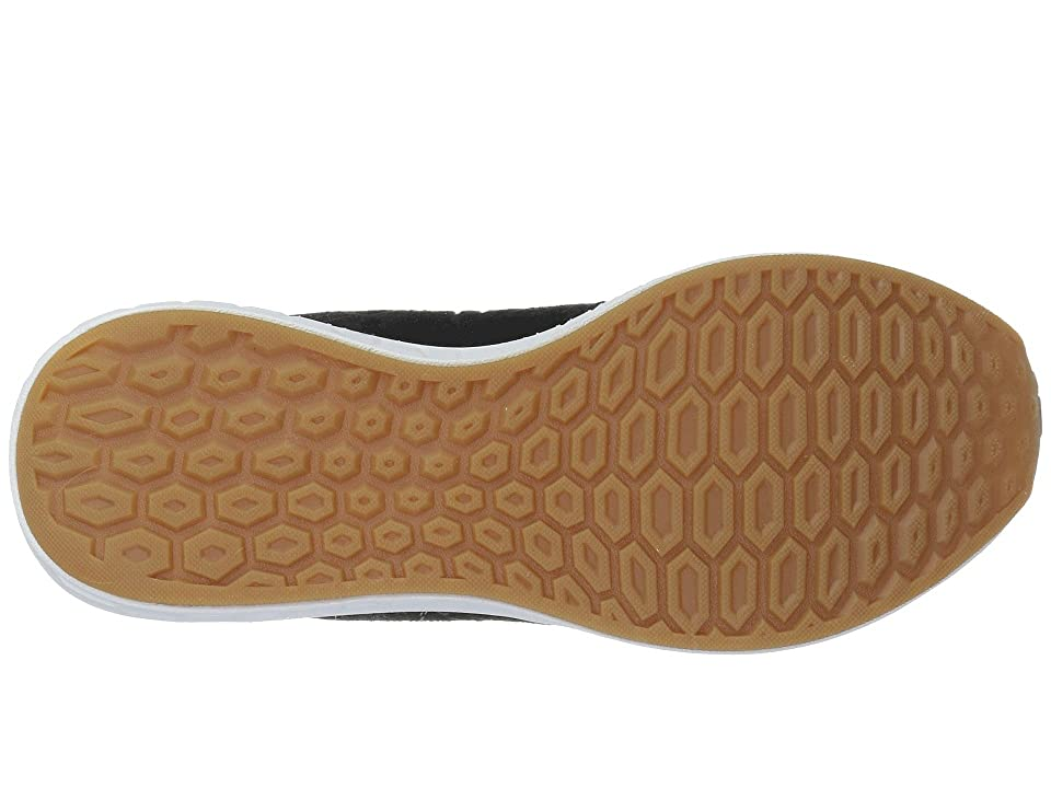 4d0ec38f907c0 New Balance Fresh Foam Cruz v2 Knit (Black/Magnet) Women's Running Shoes,