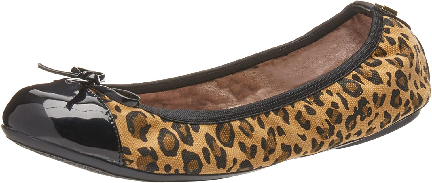 Butterfly Twists Olivia animal Comfort Insole, Brown (Tan Leopard), 6 UK