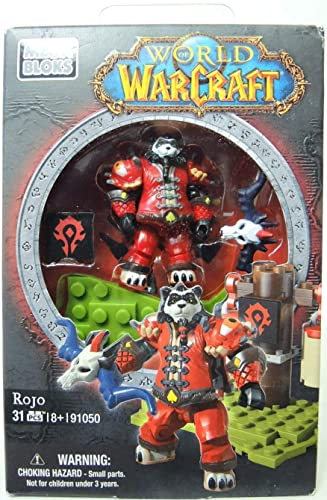 Mega Bloks World Of Warcraft Horde Faction Pack rot