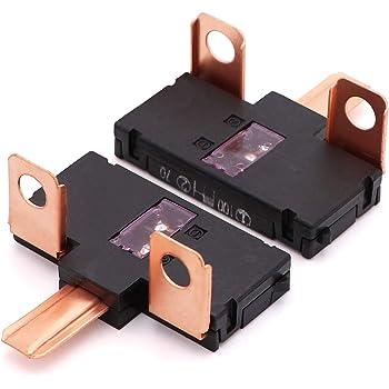 Backup sottili 10x = 1 libretto i backup 5x20mm fuse SUPER Flink 250v 5a #bp