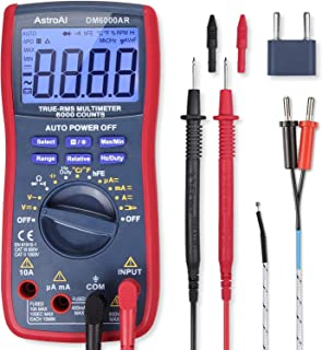 Best astroai digital multimeter, trms 6000 Reviews