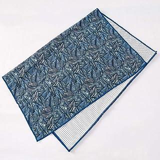 CXQ Printed Yoga Towel Beginner Yoga Blanket Yoga Paving Fitness Yoga Supplies Leaf Towel Mat