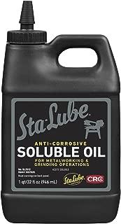 Sta-Lube SL2512 Soluble Oil, 32 Fl Oz