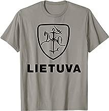 Lietuva Vytis - Lithuania Strong T-Shirt