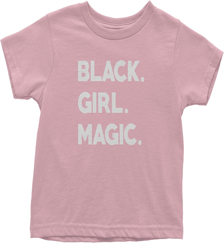 Expression Tees Black Girl Magic Youth T-Shirt
