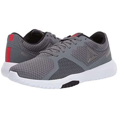 Reebok Reebok Flexagon Force (Alloy/White/Primal Red/Pewter/Black) Men