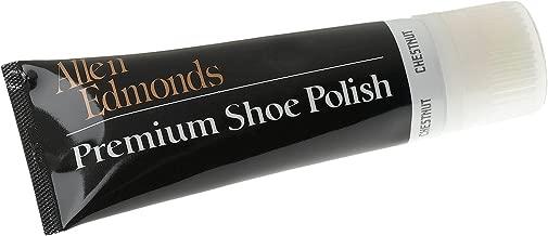 allen edmonds brown shoe polish