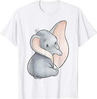 Disney Dumbo Simple Portrait Maglietta
