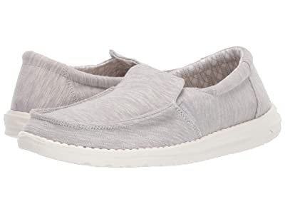 Hey Dude Misty (Fleece Grey) Women