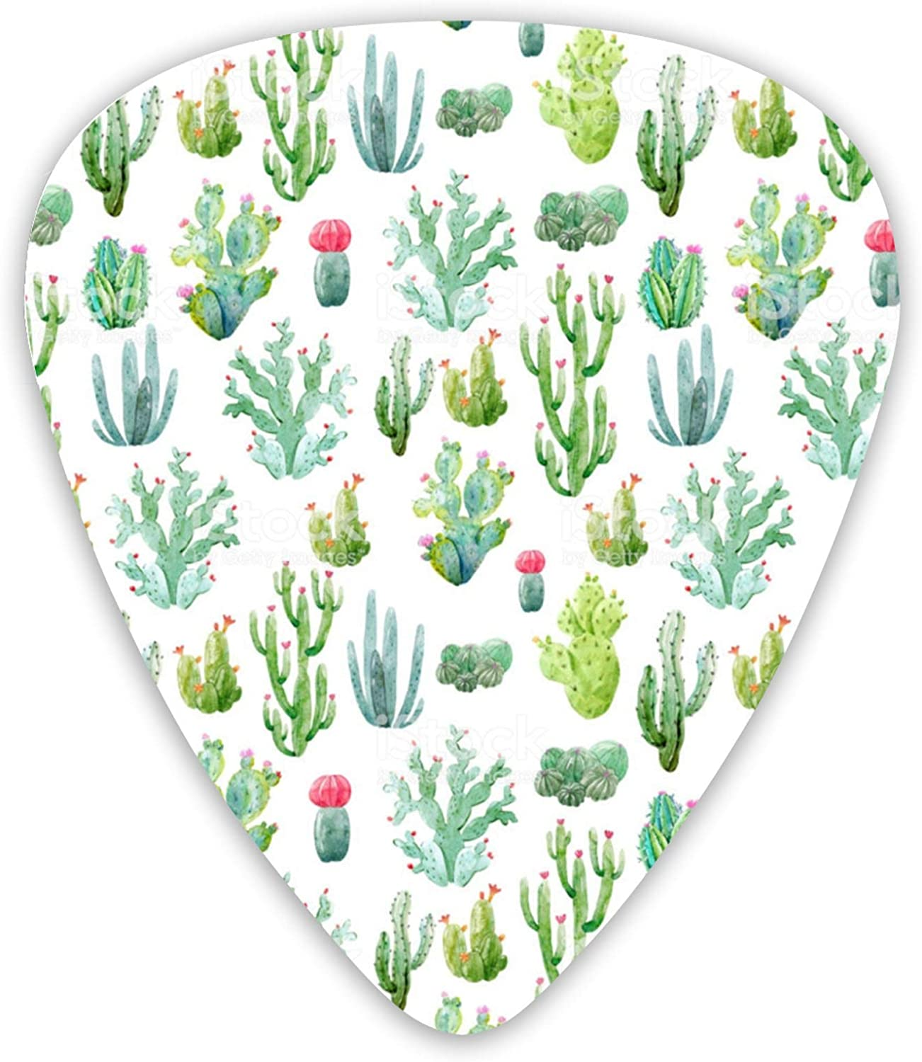 Cactus 55% OFF 12 Pack Guitar Picks Chicago Mall Classical for Acou Electric