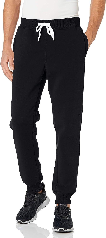 Southpole Men's Basic Active Fleece Jogger Pants : Clothing, Shoes & Jewelry