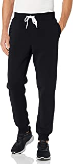 Men's Active Basic Jogger Fleece Pants
