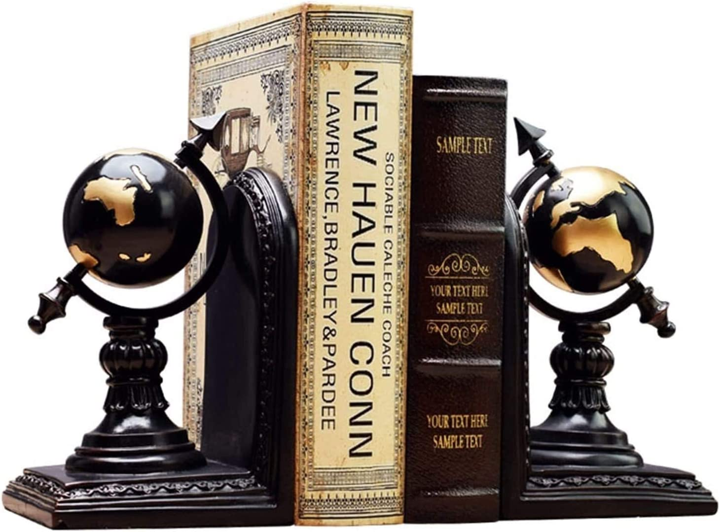 shopping ZHANGWJ Seattle Mall Gorgeous Decoration Bookends Ends She Book