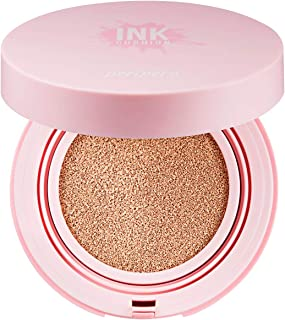 Peripera Inklasting Pink Cushion (Pink Moment) 0.49 Ounce 3 PINK SAND