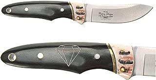Elkridge 3.25 Trailing Point Fixed Blade Knife Full-Tang Bolster - Choose Your Design