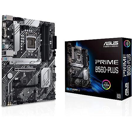 ASUSTek Intel B560 第10世代・11世代 CPU 対応(LGA1200)対応 B560チップセット ATX マザーボード PRIME B560-PLUS 【国内正規代理店品】