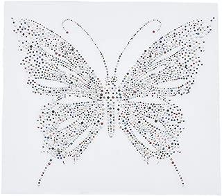 Best rhinestone butterfly applique Reviews