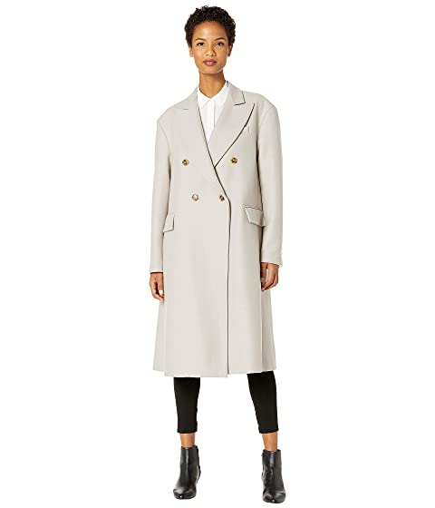 MM6 Maison Margiela Double Breasted Trench Coat
