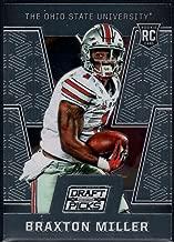 Football NFL 2016 Panini Prizm Collegiate Draft Picks Draft Picks #138 Braxton Miller #138 NM+ RC Rookie