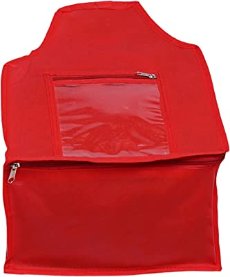 KANUSHI Industries 1 Pc Blouse Cover (Red)