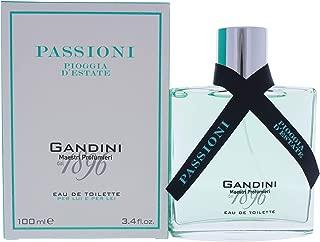 Gandini Passioni Pioggia Destate By Gandini for Women - 3.4 Oz Edt Spray, 3.4 Oz