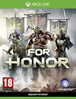 Ubisoft For Honor, Xbox One - video games (Xbox One, Xbox One, Physical media, Action / Strategy, Ubisoft Montreal, RP (Ra...
