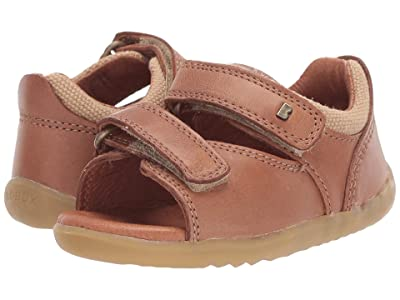 Bobux Kids Step Up Driftwood (Infant/Toddler) (Caramel) Kids Shoes