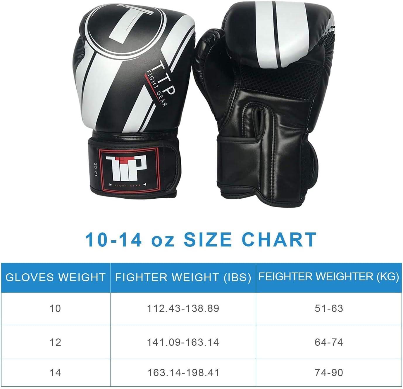 Punching Bag Gloves with Adjustable Wrist Band for Men /& Women Boxing Gloves,MMA Boxing Gloves Sparring Kickboxing Muay Thai Fighting Punching Bag Training Gloves