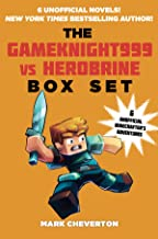 The Gameknight999 vs. Herobrine Box Set: Six Unofficial Minecrafter's Adventures (Gameknight999 Series)