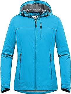 Outdoor Ventures Women Creek Packable Breathable Rain Jacket