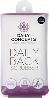 Daily Concepts - Daily Back Scrubber - Your Back Scrubber Adapts To the Body and is Designed So that the Belt Is Adjusted To the Extent Of Each One and To the Pressure Required For a Back Massage.