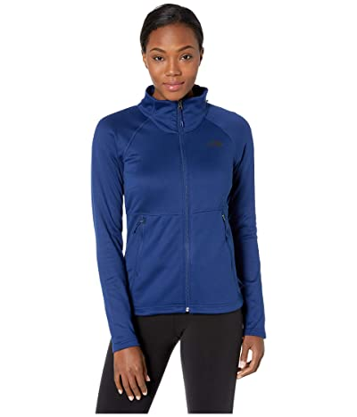 The North Face Canyonlands Full Zip (Flag Blue) Women