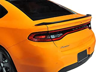 California Dream Compatible With: 2013-17 Dodge Dart Factory Lip Spoiler in the Paint Code of Your Choice (GO MANGO PEARL PVP)