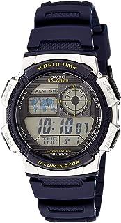 Casio Youth Digital Grey Dial Mens Watch - AE-1000W-2AVDF