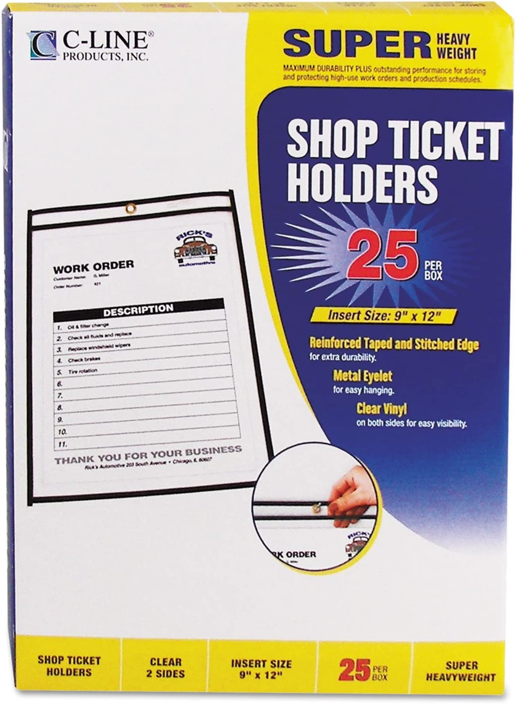 CLI46912 - New mail order Max 73% OFF C-line Shop Holders Ticket