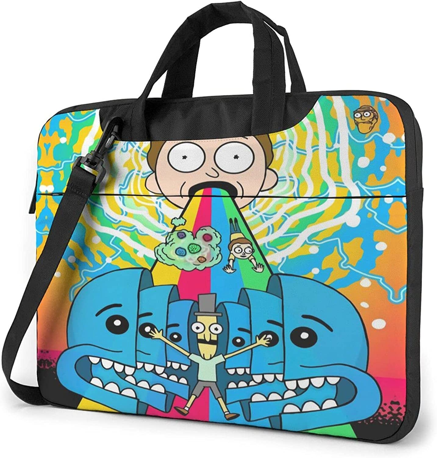 Max 81% OFF Rick And Morty Laptop Soldering Case Compatible Noteb Pro Air With Macbook