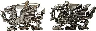 Best welsh dragon cufflinks silver Reviews