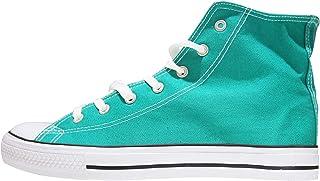 Mapleaf Donna Uomo Alte e Basso Classiche Tela Scarpe Sneakers Ginnastica Sportive Comode Stivaletti Antiscivolo Scarpa Ca...