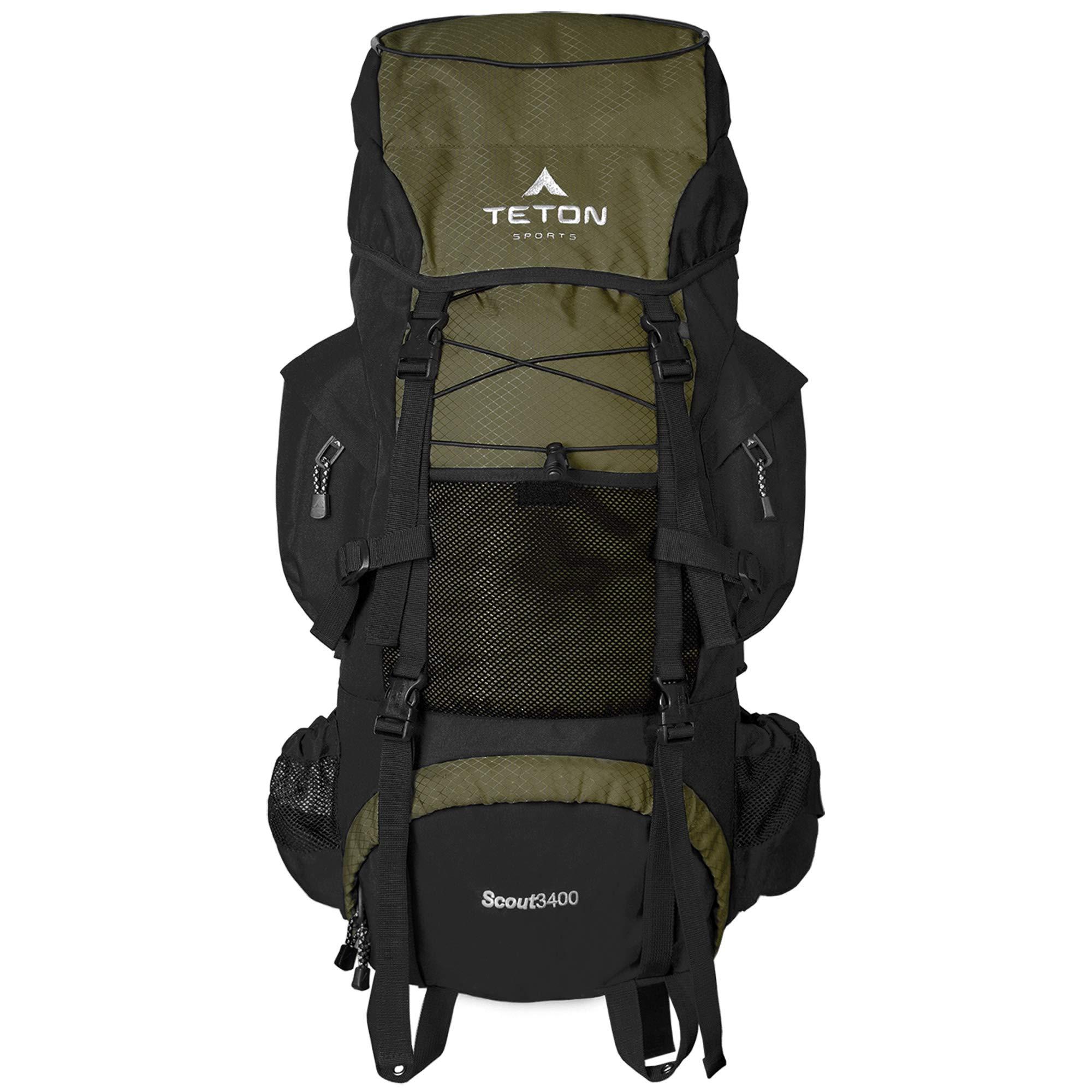 TETON Sports Internal High Performance Backpacking