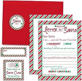 Official Letter to Santa Kit, 4 5