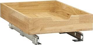 Household Essentials 4521-1 Glidez 1-Tier Sliding Cabinet Organizer, 14.5