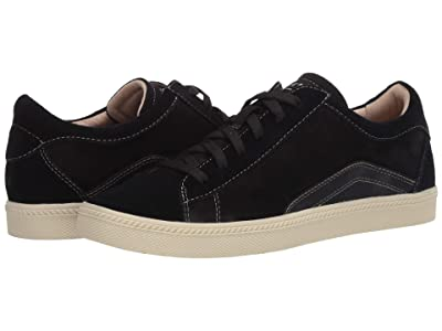 Earth Zen Moment (Black Premium Cow Suede) Women