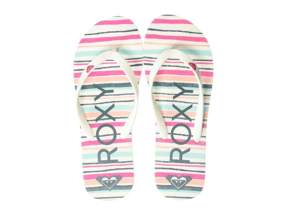 Roxy Kids Tahiti VI (Little Kid/Big Kid) (Strawberry) Girls Shoes