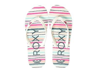Roxy Kids Tahiti VI (Little Kid/Big Kid) (Strawberry) Girls Shoes