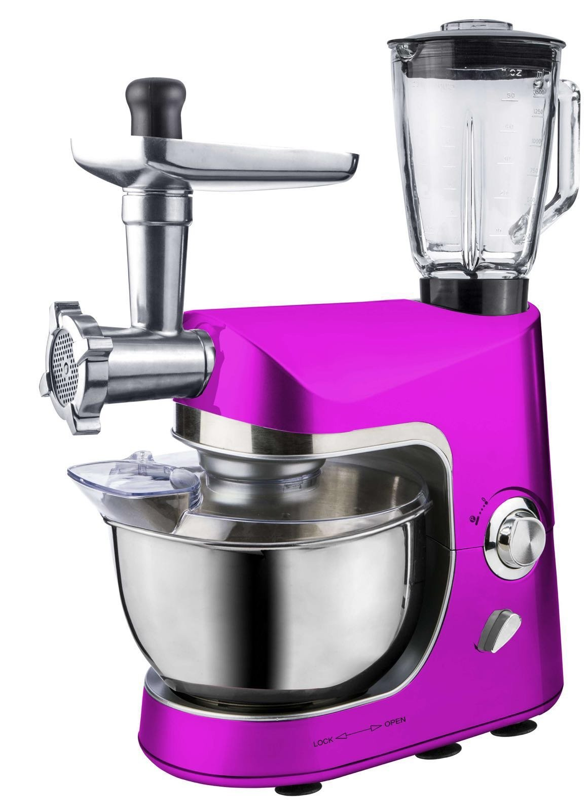 JOLTA MLINE Mix Master luxuriöse Robot de cocina: Amazon.es: Hogar
